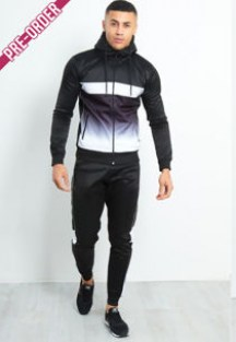 BLACK-SLIM-FIT-TWO-TONE-ZIP-THROUGH-TRACKSUIT-011(3)