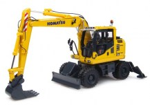 UH8083_Universal_Hobbies_KOMATSU_PW148_10_WITH_STANDARD_AND_DITCHING_BUCKET_4